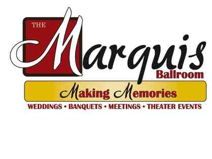 The Marquis Ballroom Party - All Inclusive Party for 150 People