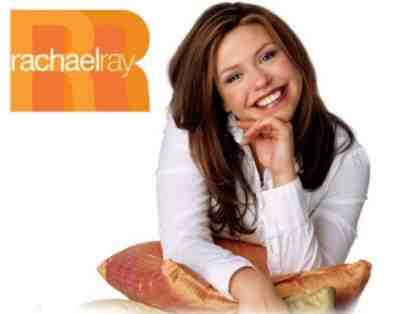 2 Tickets to a Taping of the Rachael Ray Show