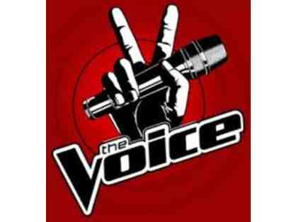 THE VOICE - 2 Tickets to Season 14