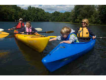 Charles River Canoe or Kayak Rental for a Day - 2 Certificates