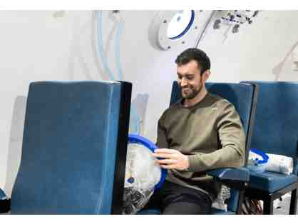 Comprehensive hyperbaric oxygen treatment package