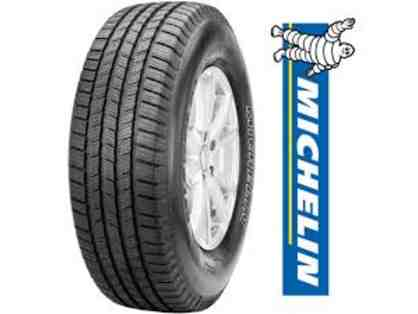 Michelin Tires Certificate