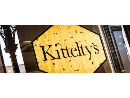 Kittelty's - In home cooking experience