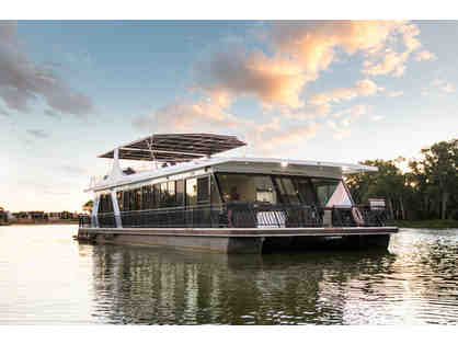 5 nights on the Pure Paradise Houseboat- Mildura