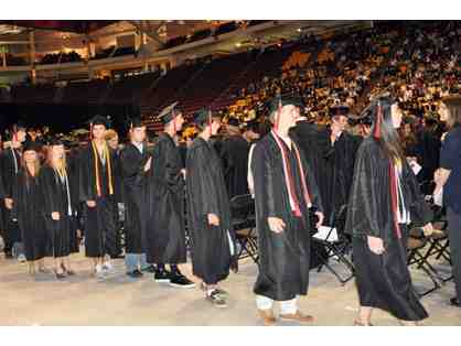 2017 EPHS Graduation, June 9, 7pm Mariucci Arena Reserved seats for up to 6 people