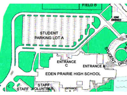 "EPHS Parking - Student Parking Pass for ""A"" lot 2020-21 school year"