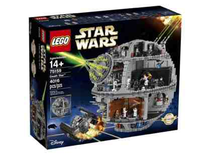 LEGO Star Wars Death Star (4,016 pieces - NEW)
