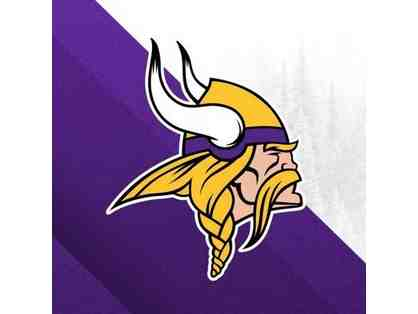 VIKINGS Fans!! Two (2) Vikings Home Game Suite Tickets!