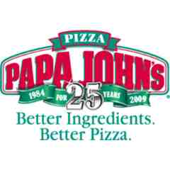Sponsor: The Roalofs Family - Fern Creek and Mt. Washington, KY Papa John's Pizza