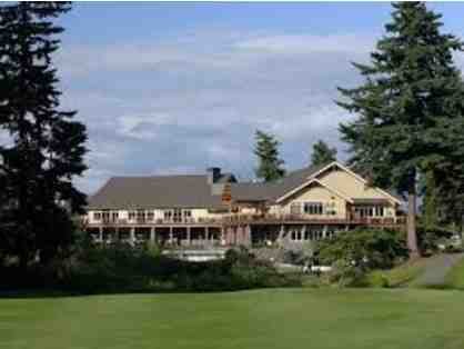 Golf for 4 at Bellingham Golf & Country Club