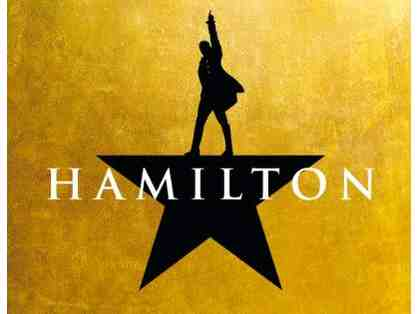 Hamilton Tickets for 2 People