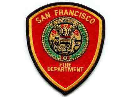SF Fire Department - Fire Station Tour for 15