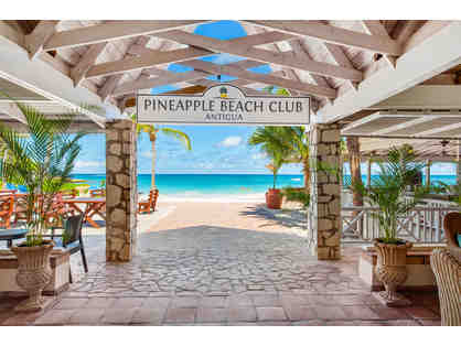 7 to 9 nights at Pineapple Beach Club - Antigua - Adults Only