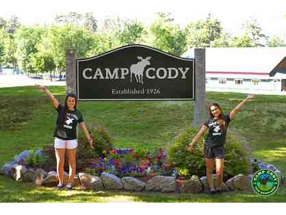 Camp Cody New Hampshire $1,850 Gift Certificate