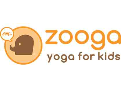 Zooga Yoga: One Month Kids Membership
