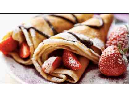3rd-5th Grades - French Crepe Party Sun AUG 25