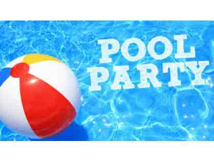All Grades Kids Pool Party! Sun SEPT 7