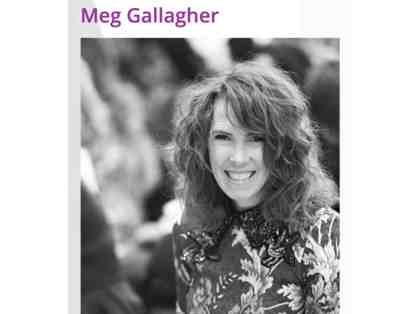 3 Hours w/ Meg Gallagher - Stylist Featured in Huff Post, LA Times, Hollywood Reporter!