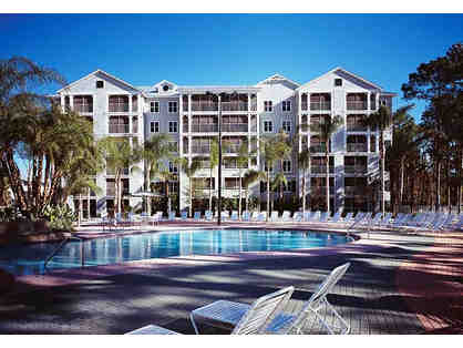 Marriott's Harbour Lake 2-Bedroom Villa in Orlando, Florida - Four Night Stay in July