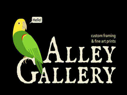Alley Gallery - $100 Gift Certificate