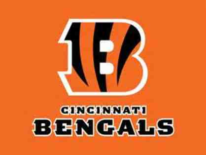 Bengals Tickets - 2(Two) 50 Yard Line Club Level tickets