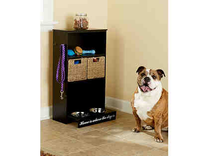 All-in-One Storage Center for your Dog
