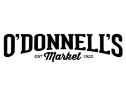 $100 Gift Card for O'Donnell's Market