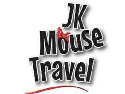 $100 Credit Towards Your Disney Vacation from JK Mouse Travel