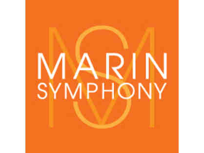 Marin Symphony - Two Tickets to 2017-2018 Performance
