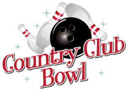 Country Club Bowl - One hour of bowling up to 4 people