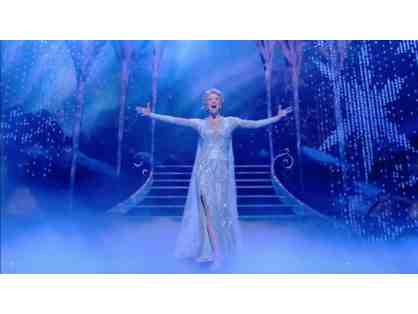 Two Tickets to Frozen on Broadway July 28th