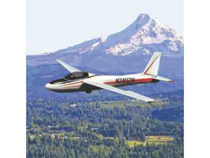 Scenic Glider Ride for 2, Hood River, OR