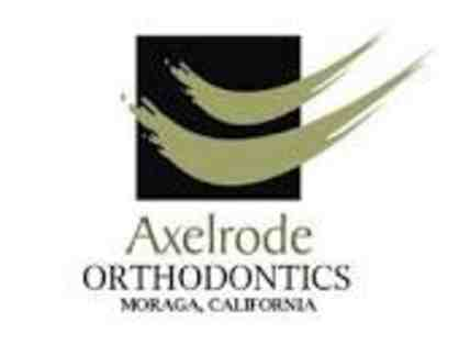 Axelrode Orthodontics, Moraga: $1000 towards new patient orthodontics.