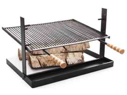 Farm + Table Tuscan Italian Grill & Two Forged Iron Roasting Sticks