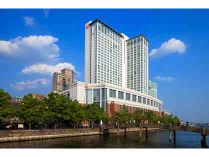 Baltimore Marriott Waterfront 1 Night Hotel Stay
