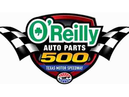 Four Tickets to the O'Reilly Auto Parts 500 NASCAR Cup Series