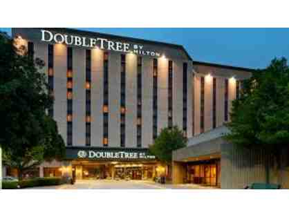 One Weekend Night Stay at the Double Tree by Hilton Dallas Love Field