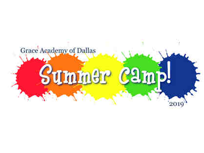 Grace Academy Summer Camp - Week Two - CREATORS! June 3-7, 2019