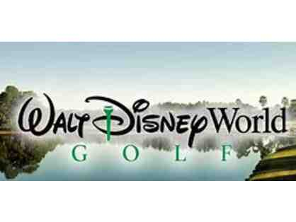 WDW Golf - Round of Golf for 4 Players