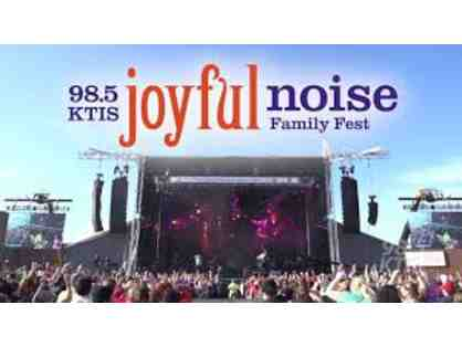 KTIS Joyful Noise Concert six (6) Weekend Passes - Jeremy Camp, Crowder and Mandisa