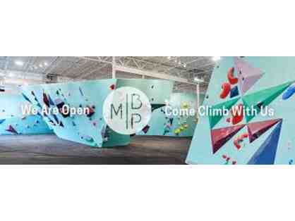 1 Month Guest Pass to Minneapolis Bouldering Project