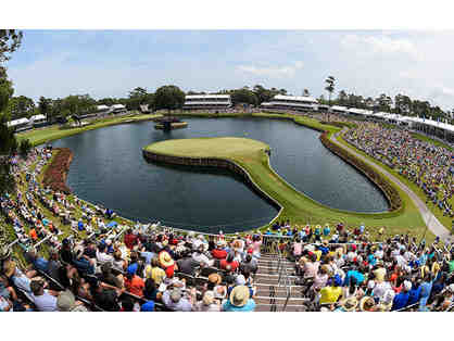Two Turn Hospitality Access at 2018 or the 2019 PLAYERS Championship Golf Tournament