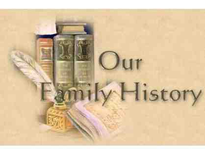3 Hour Family History Interview
