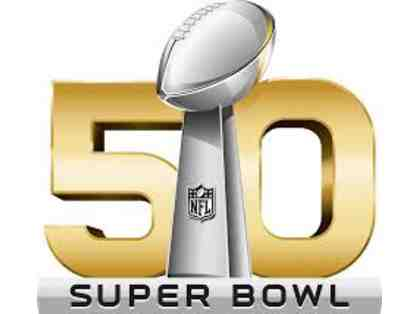 Superbowl 50: Two (2) tickets to a Superbowl Party plus Epic Steak - $150 Gift Certificate