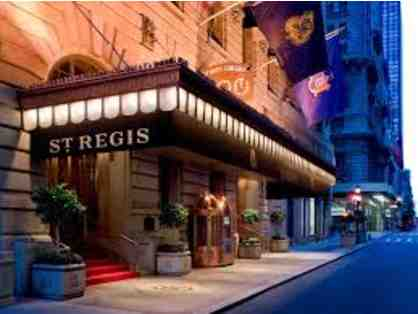 New York II - St. Regis New York & Broadway - two-night stay plus two (2) Broadway Tickets