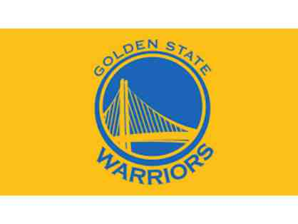 Golden State Warriors: Two (2) COURTSIDE Seats w/ pregame shootaround, BMW Club & Parking