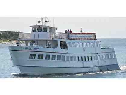 Round trip to Martha's Vineyard for 2 on Hy-Line Cruises Hi-Speed Ferry