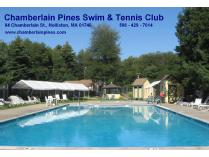 Chamberlain Pines Mini or Juniors Tennis & Games Camp