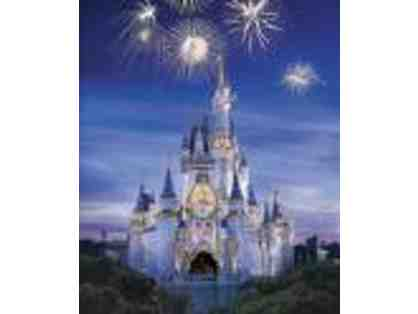 Walt Disney World: Four (4) One-Day Park Hopper Passes