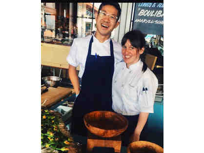 A Chic Cooking Class with Chef Ryan Nguyen